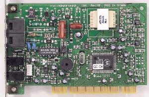 WinFast 56K PCI INT MODEM