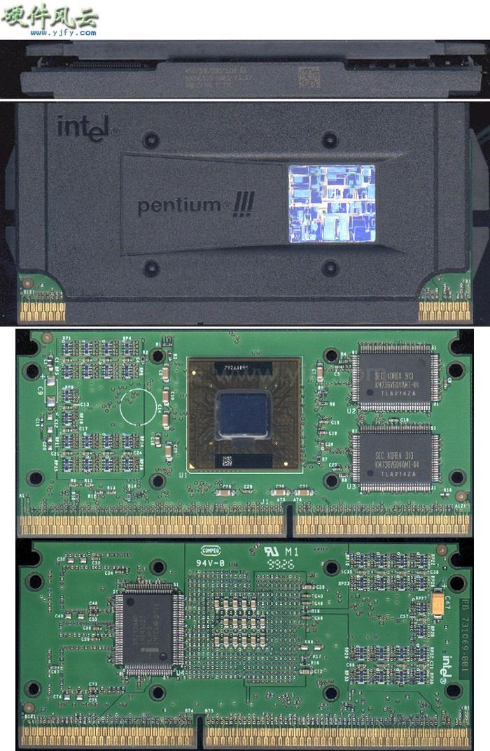 P3 slot 1 processor